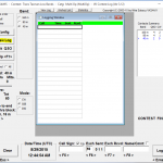 VKCL Log Screen